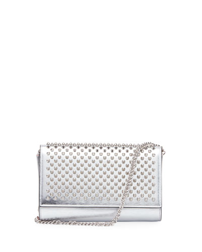 Paloma Specchio Brosse Spikes Clutch Bag