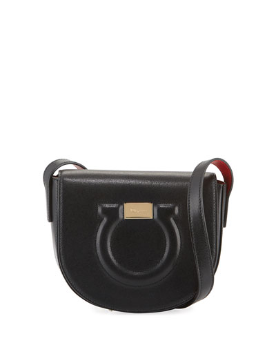 Gancio City Crossbody Bag