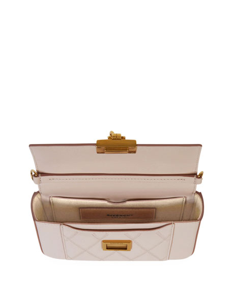 Givenchy Pocket Mini Pouch Convertible Clutch/Belt Bag - Golden Hardware