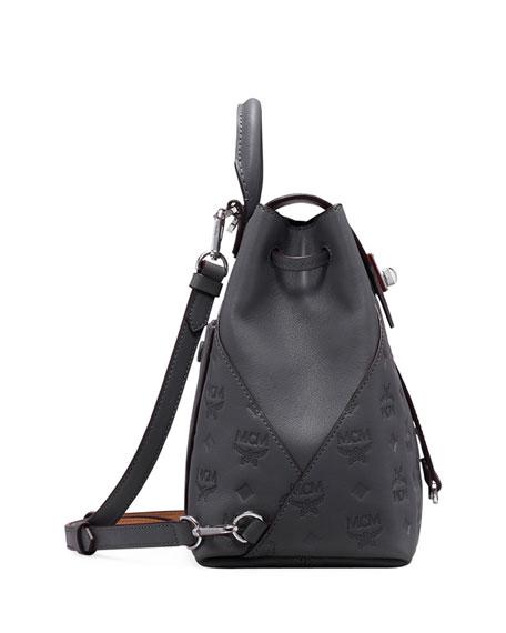 MCM Essential Monogrammed Backpack