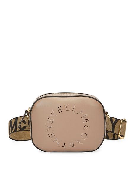 Stella McCartney Faux-Leather Logo Belt Bag