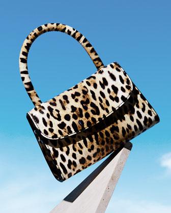 Animal Print Handbags