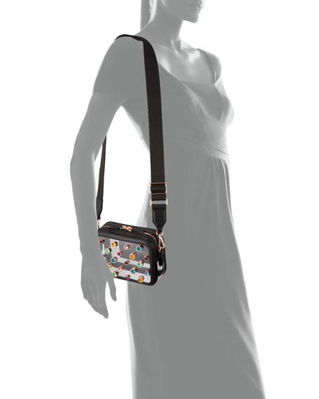 Sophia Webster Dina See-Through Camera Bag