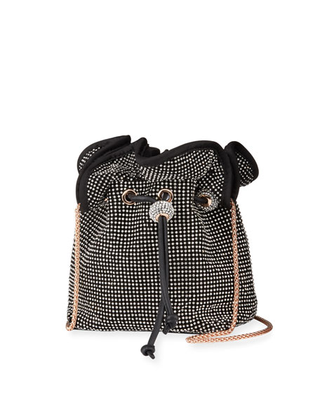 Image 1 of 3: Sophia Webster Emmie Metal Shoulder Bag