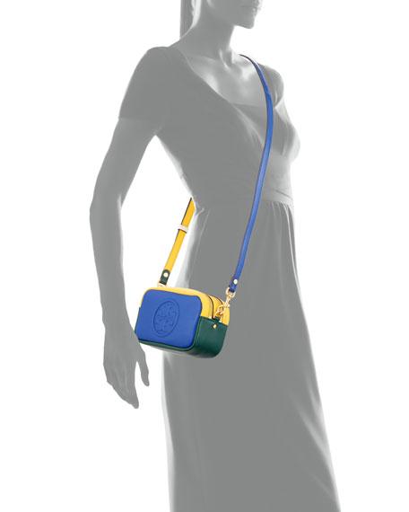 Tory Burch Perry Colorblock Mini Crossbody Bag