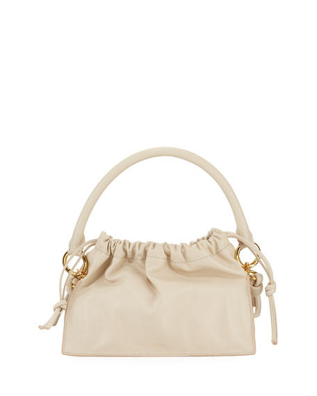 Image 1 of 4: Bom Leather Crossbody Bag
