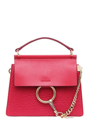 Chloe Faye Small Top Handle Bag