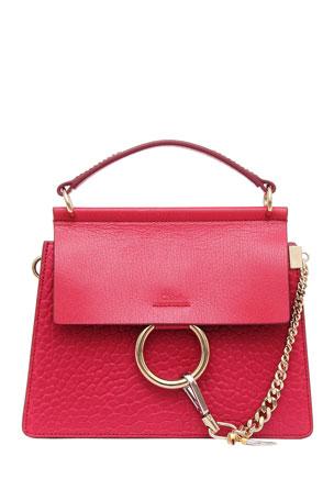 Chloe Faye Small Top Handle Bag