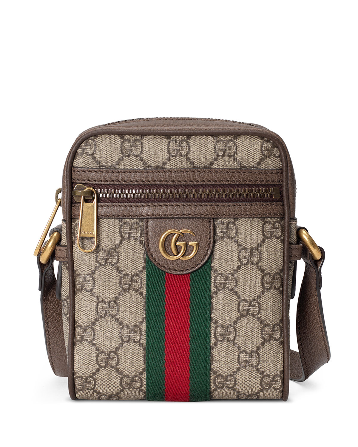 Ophidia Small Gg Supreme Messenger Bag by Gucci
