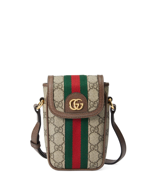 Gucci Ophidia Gg Supreme Phone Case