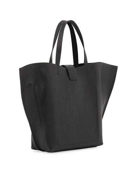 IMAGO-A Exclusive Lizard-Print Tote Bag