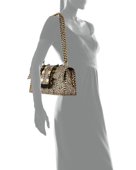 Kooreloo New Yorker Soho Checky Shoulder Bag