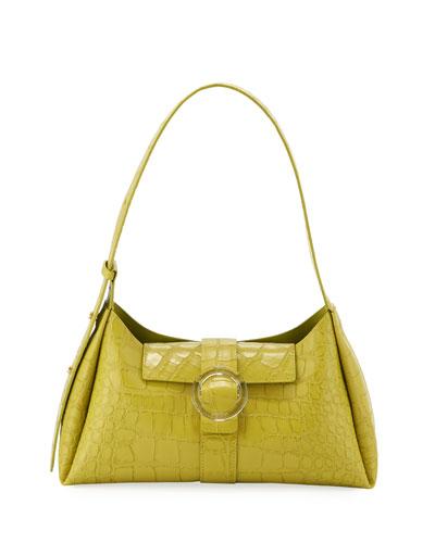 Exclusive Croco Shoulder Bag