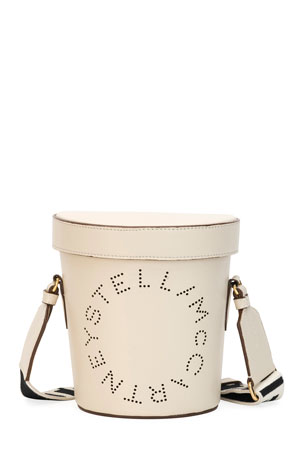 Stella McCartney Eco Soft Alter Napa Bucket Bag