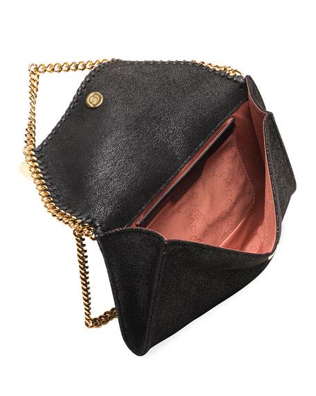 Stella McCartney Falabella Mini Shaggy Deer Crossbody Bag
