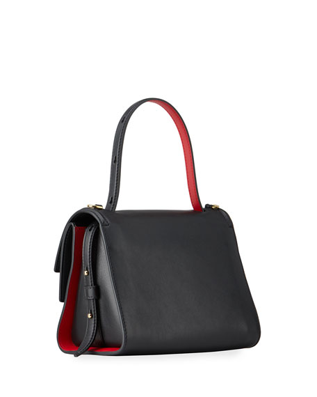 Alexander McQueen The Story Small Double Flap  Bag