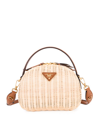 Midollino Odette Top Handle Bag