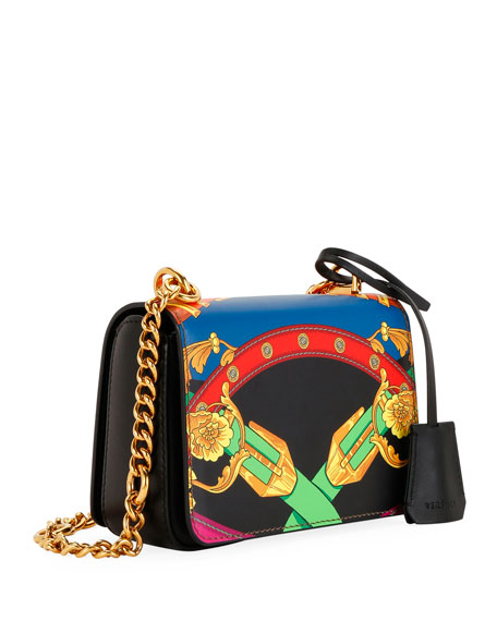 Versace The Rodeo Night Icon Shoulder Bag