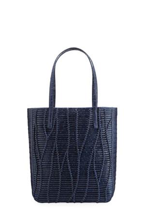 Nancy Gonzalez Limited-Edition New North/South Leaf Tote Bag