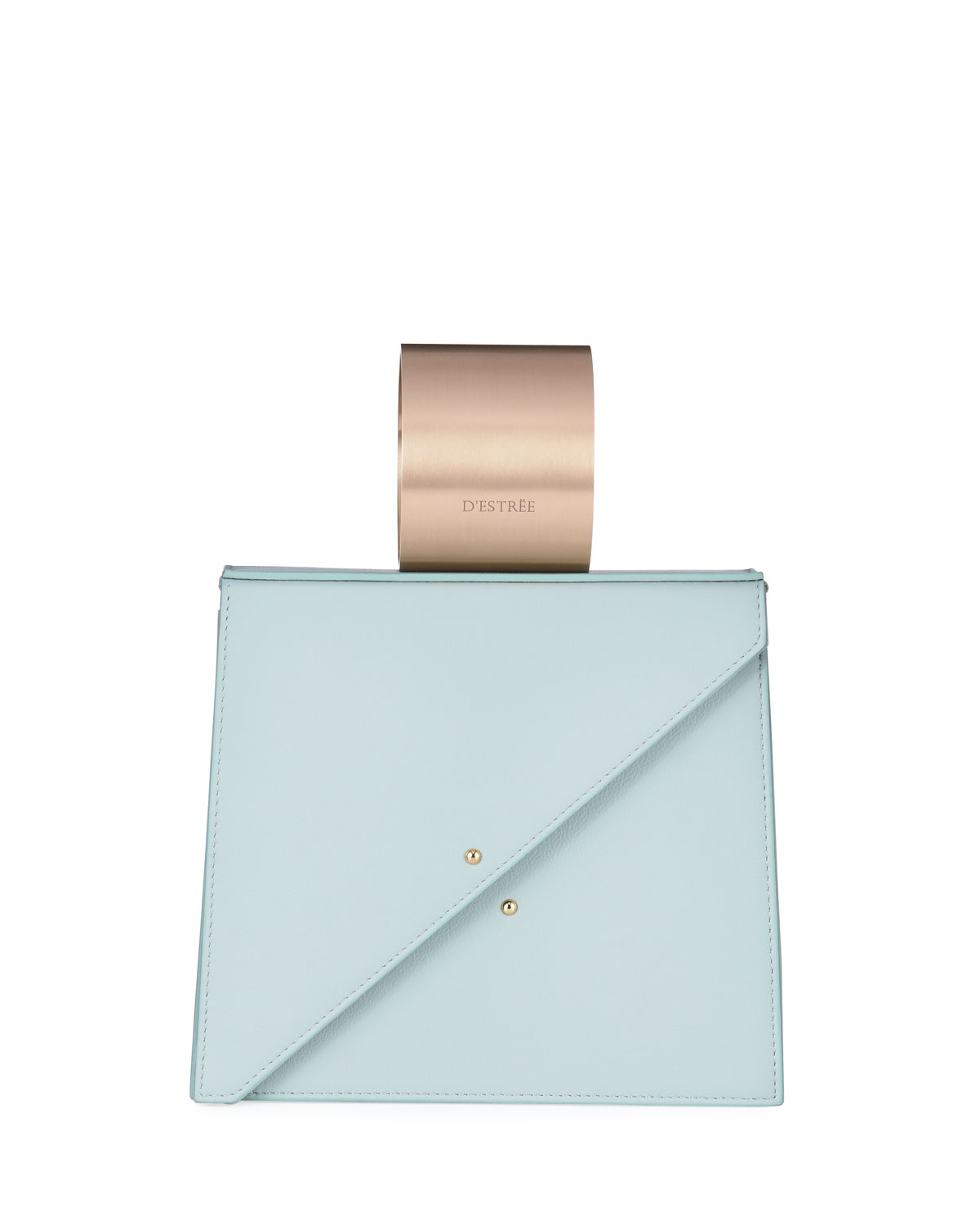 Ettore Smooth Top Handle Bag by D'estree