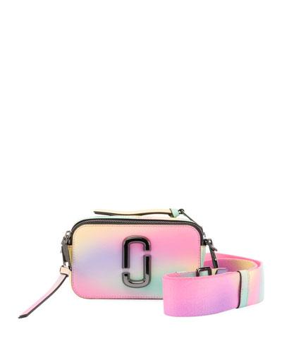 Snapshot Airbrushed Camera Bag