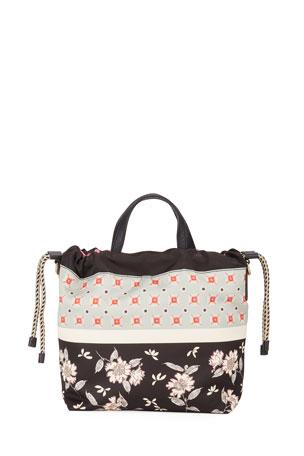 Etro Etro Sac Flora Printed Bag