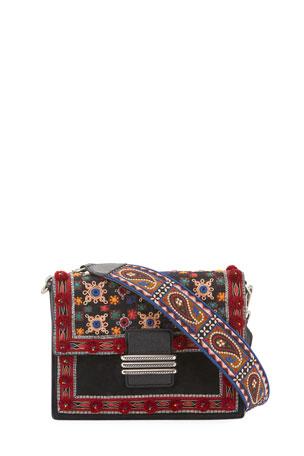 Etro Rainbow Bag With Mirrors