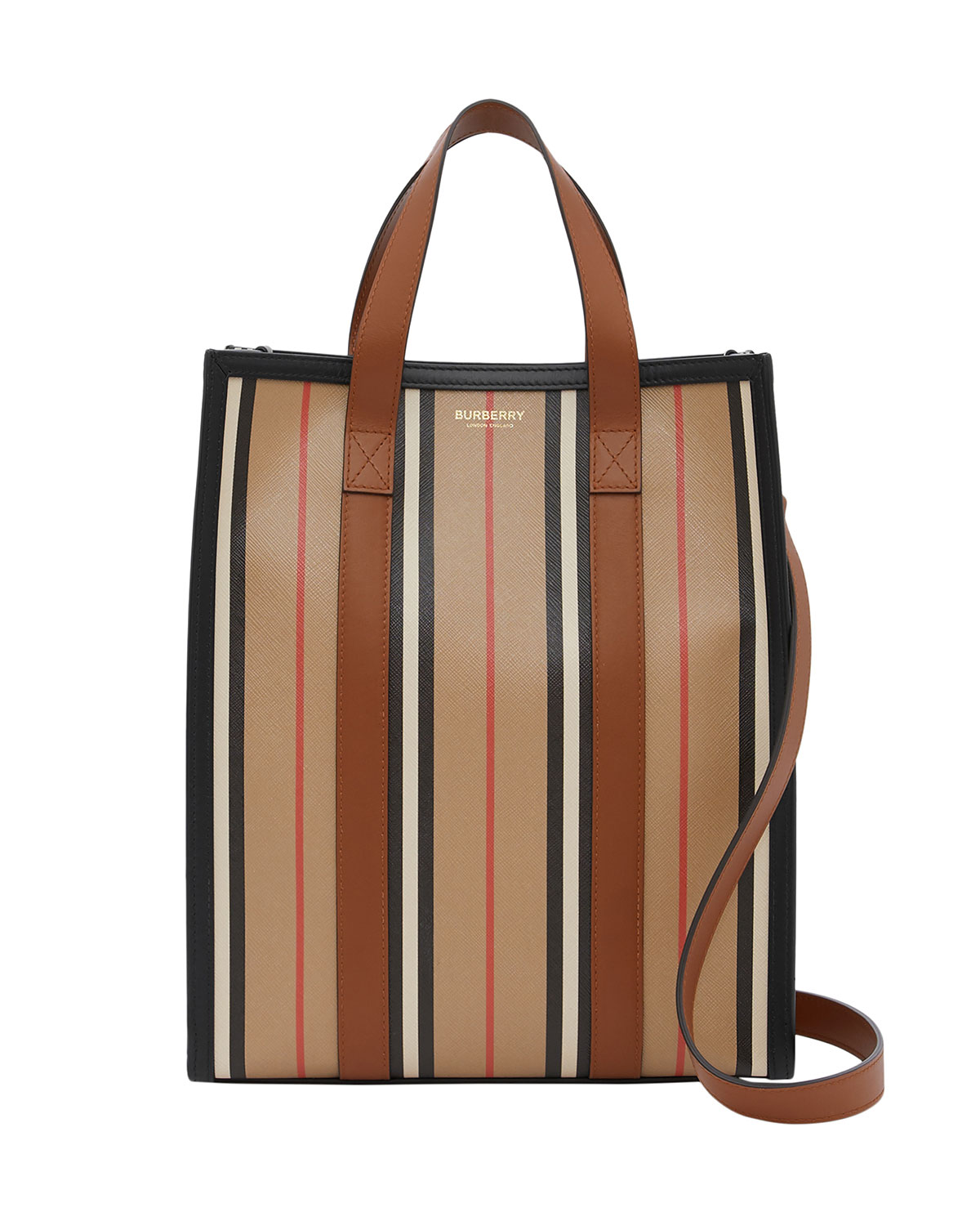 small-n_s-icon-stripe-book-tote-bag by burberry