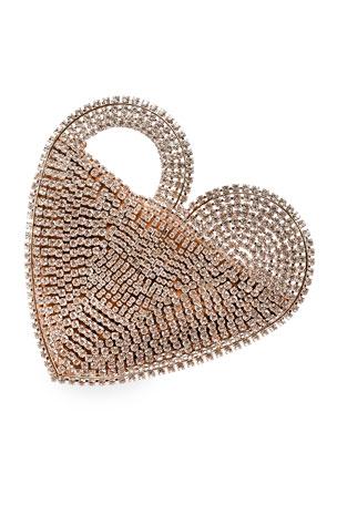 Rosantica Regina Heart Large Bag