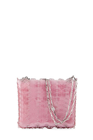 Paco Rabanne Hawaii 1969 Sequin Clutch Bag