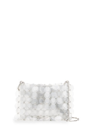 Paco Rabanne 1969 Sparkle Cocktail Clutch Bag