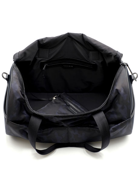 Transience Zip Duffel Bag 03