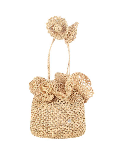 Charm Wristlet Bag