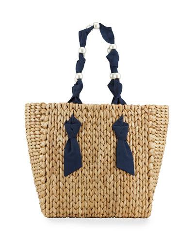 Isla Bahia Petite Pearl Bag