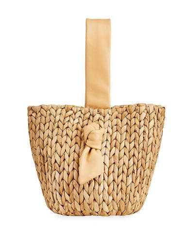Isla Bahia Petite Basket Lady Bag