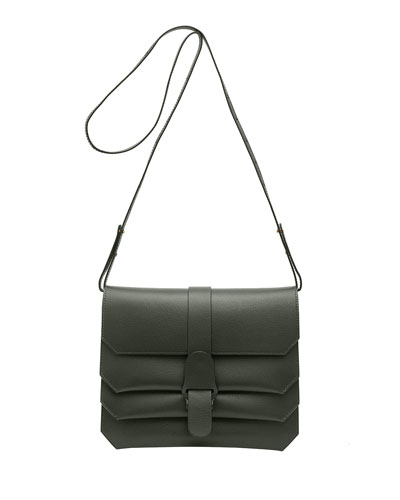 Convertible Belt Crossbody Clutch Bag