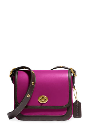 Coach 1941 Rambler 16 Colorblock Crossbody Bag