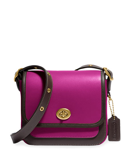 Image 1 of 5: Rambler 16 Colorblock Crossbody Bag