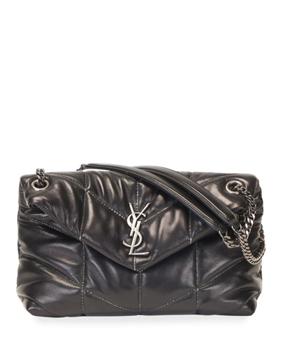 LouLou YSL Small Puffer Shoulder Bag