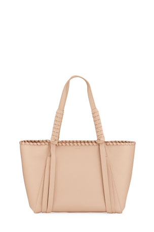 AllSaints Kepi Small East/West Tote Bag