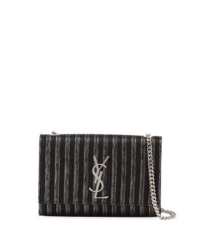 Kate YSL Small Metallic Crossbody Bag