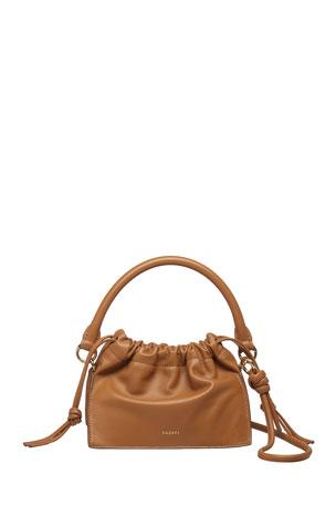 Yuzefi Bom Mini Leather Shoulder Bag