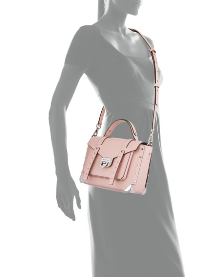 MICHAEL Michael Kors Manhattan Medium School Satchel Bag