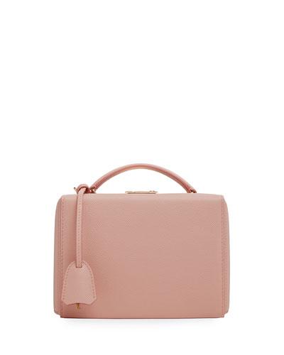 Grace Small Saffiano Box Bag