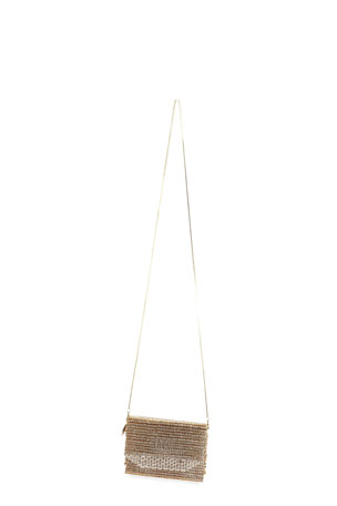 Rosantica Rossana Crystal Crossbody Bag