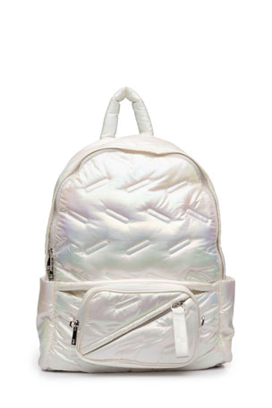 Go Dash Dot Maya Iridescent Backpack