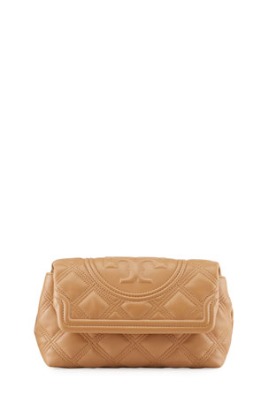 Tory Burch Fleming Soft Clutch Bag