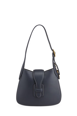 Coach 1941 Medium Courier Leather Hobo Bag
