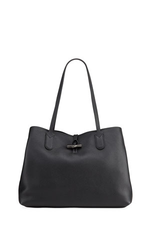 Longchamp Roseau Essential Large Shopper Tote Bag