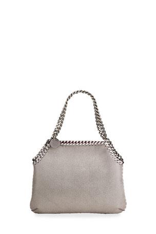 Stella McCartney Medium Shaggy Deer Shoulder Bag